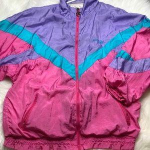 Vintage Adolfo large puffer jacket